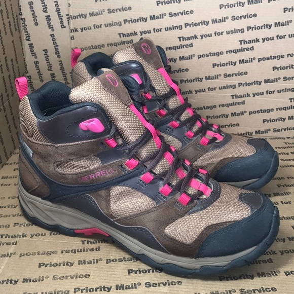 Merrell Select Dry Womens Boots